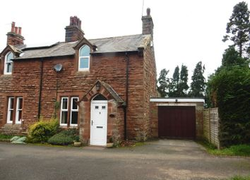 Thumbnail 3 bed semi-detached house for sale in 2 Railway Cottages, Station Road, Dalston, Cumbria