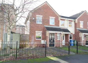 Thumbnail 3 bed town house for sale in Heathfield Way, Mansfield