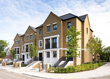 Thumbnail 4 bed town house for sale in Broom Road, Teddington