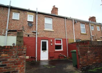 Thumbnail 2 bed terraced house to rent in The Leazes, Throckley, Newcastle Upon Tyne