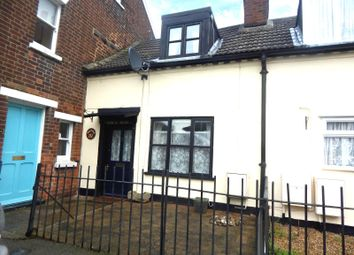 Thumbnail 1 bed terraced house to rent in High Road, Trimley St. Martin, Felixstowe