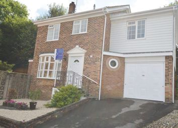 Thumbnail 4 bedroom detached house for sale in Stansted Close, Rowlands Castle