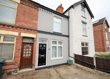 Thumbnail 2 bed terraced house for sale in 5 Vale Road, Colwick, Nottingham
