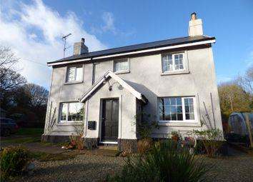 Thumbnail 3 bed detached house for sale in Hardings Hill, Angle, Pembroke, Pembrokeshire