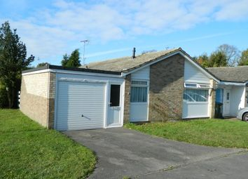 Thumbnail 2 bed bungalow to rent in Woodgates Close, Horsham