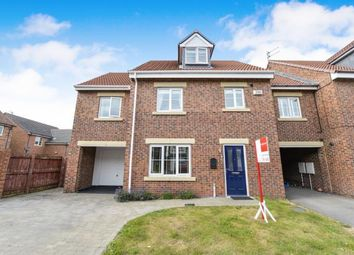 Thumbnail 4 bed link-detached house for sale in Meridian Way, Bramley Green, Stockton-On-Tees