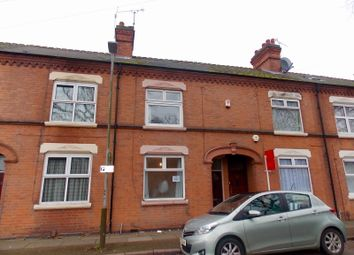 Thumbnail 3 bedroom terraced house for sale in Thirlmere Street, Leicester