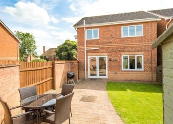 Thumbnail 3 bedroom detached house for sale in Mayfield Court, Barlow, Selby
