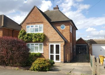 Thumbnail 3 bed semi-detached house to rent in Grangeway Road, Wigston