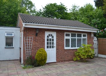 Thumbnail 1 bedroom bungalow to rent in Honeybourne Way, Kingfisher Estate, Willenhall