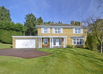 Thumbnail 5 bed detached house to rent in Tudor Close, Cobham
