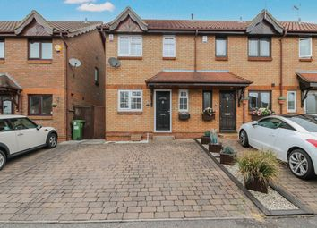 Thumbnail 2 bed semi-detached house for sale in Irvine Place, Wickford