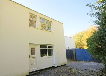 Thumbnail 4 bed end terrace house for sale in Carless Close, Gosport