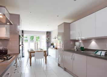 Thumbnail 4 bed detached house for sale in St George's Road, Badshot Lea