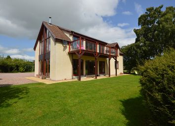 Thumbnail 4 bed detached house for sale in Luskentyre House Drynie Park, Muir Of Ord