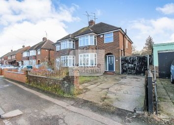 Thumbnail 3 bed semi-detached house for sale in Wingate Road, Luton