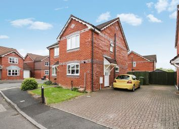 Thumbnail 2 bedroom semi-detached house for sale in Culliford Close, Street