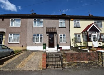 Thumbnail 3 bed terraced house for sale in Green Walk, Crayford, Kent