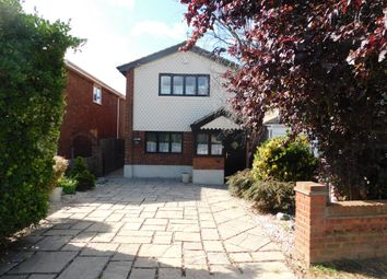 Thumbnail 3 bed detached house to rent in Holbek Road, Canvey Island