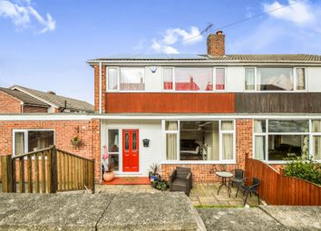 Thumbnail 3 bed semi-detached house for sale in Lundy Road, Dronfield