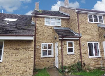 Thumbnail 2 bed terraced house to rent in Blakes Avenue, Witney, Oxfordshire
