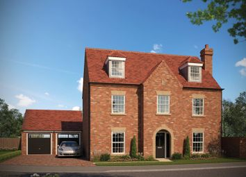 Thumbnail 5 bed detached house for sale in Spofforth Park, Spofforth Hil, Wetherby