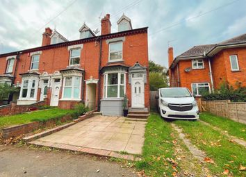 Thumbnail End terrace house for sale in Summer Road, Kidderminster