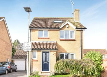 Thumbnail 4 bedroom detached house for sale in Egremont Drive, Lower Earley, Reading