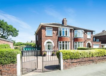 Thumbnail 3 bed semi-detached house for sale in Hollyhedge Road, Wythenshawe, Manchester