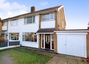 Thumbnail 3 bed semi-detached house for sale in Pear Tree Close, Barlaston, Stoke-On-Trent