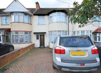 Thumbnail 3 bed terraced house for sale in Burnside Crescent, Wembley, Middlesex