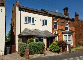 Thumbnail 4 bed semi-detached house for sale in Westbourne Road, Walsall