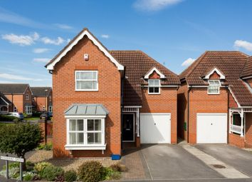 Thumbnail 3 bedroom detached house for sale in Roseberry Grove, Clifton Moor, York
