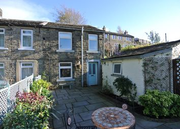 Thumbnail 2 bed cottage to rent in New Laithe Bank, Holmfirth