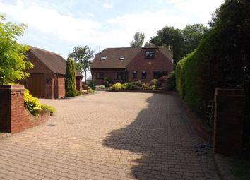 Thumbnail 4 bed detached house for sale in Hawkesbury Bush Lane, Vange, Basildon
