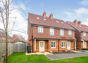 Thomas Waters Way, Horley RH6. 3 bed semi-detached house for sale