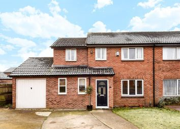 Thumbnail 4 bedroom semi-detached house for sale in Duffield Close, Abingdon