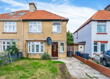 Thumbnail 3 bed semi-detached house for sale in Kings Hedges Road, Cambridge