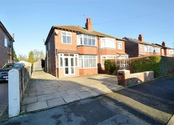 Thumbnail 3 bed semi-detached house for sale in Arlington Drive, Woodsmoor, Stockport, Cheshire
