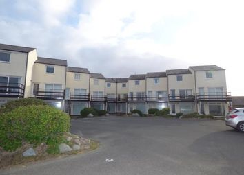 Thumbnail 3 bed flat for sale in Capel Lodge, Ravenspoint Road, Trearddur Bay, Holyhead