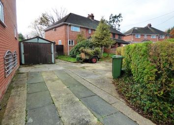 Thumbnail 4 bedroom semi-detached house for sale in West End, Southampton, Hampshire