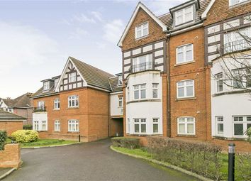 Thumbnail 2 bed flat for sale in Cheam Road, Epsom, Surrey