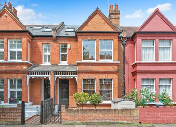 Thumbnail 4 bed terraced house for sale in Compton Crescent, Fauconberg Village, Grove Park, Chiswick, London
