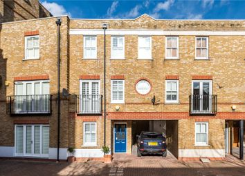 Thumbnail 3 bed mews house for sale in Bromells Road, London