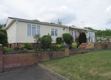 Thumbnail 2 bed mobile/park home for sale in Green Valley Park, White House Lane, High Wycombe, Buckinghamshire