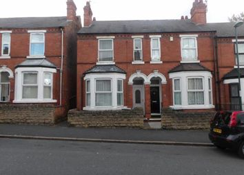 Thumbnail 3 bed terraced house for sale in Stanley Road, Forest Fields, Nottingham, Nottinghamshire