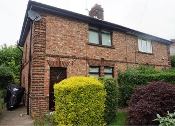 Thumbnail 2 bed semi-detached house for sale in Upland Road, St. Helens