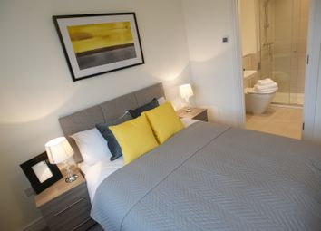 Thumbnail 2 bedroom flat for sale in Plot 13, Lewis House, Queensgate, Farnborough, Hampshire
