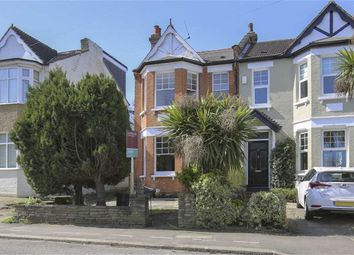 Thumbnail 3 bedroom end terrace house to rent in Hoppers Road, Winchmore Hill, London