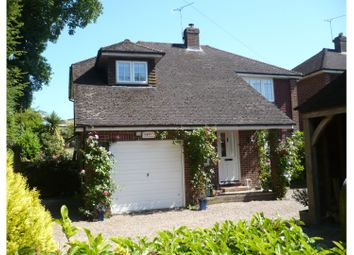 Thumbnail 4 bed detached house for sale in Northiam Road, Broad Oak